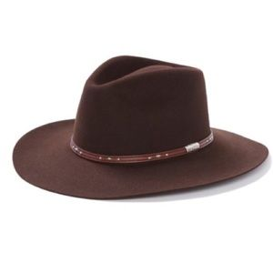 Stetson Pawnee gun club hat 4x fur felt